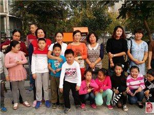 刘钧阳第7号小小免费图书馆启动仪式阵容有些吓人