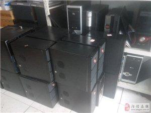 处理一批电脑 有3代双核的  还有单核的 100元起