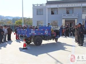 中山乡积极开展农用三轮车摩托车驾照考试