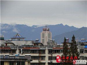 汉中,今天的空气指数最好