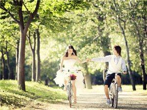 韩式唯美婚纱照 淡淡的清新自然