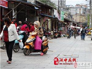 最古老的汉中东大街,火啦!!!