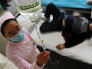 澳门太阳城现金网气温骤降,呼吸道疾病患者明显增多