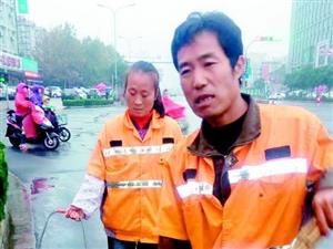 """省城济南的道路保洁泗水莘县人""""包""""了(组图)"""
