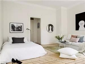 小户型必备——卧室客厅一体化