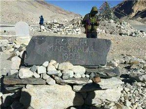 8年户外,今天终于走进心中的神山――-珠穆朗玛峰