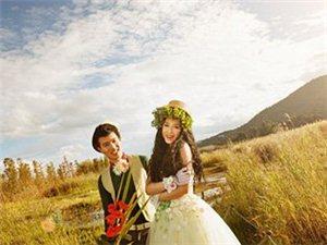 冬季拍外景婚纱照的新人赶紧学习一下吧!