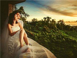 最浪漫唯美的婚纱照
