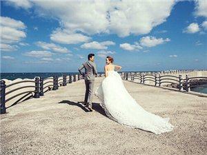 最浪漫唯美的婚�照