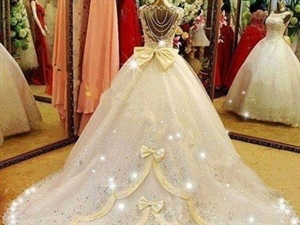婚纱的由来