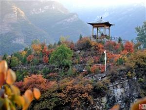 周六北京坡峰岭赏红叶,原生态路线