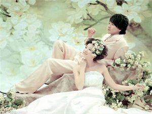 浪漫唯美婚�照元素�P�c 幸福定格就是�@么���