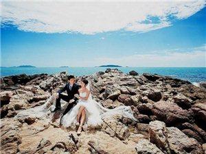 穿着婚纱去度假,三亚旅拍活动正在火热进行中