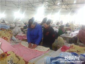 """唐县一企业婴儿睡具""""双十一""""网售404万元"""