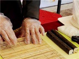 红星美食嘉年华第四站日本美食——寿司