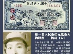揭秘老版人民币上出现过的人物原型