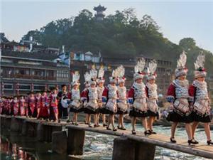 永利娱乐官网第五届苗族银饰服饰文化节即将开幕