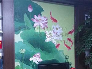 邹城小巷子手绘墙