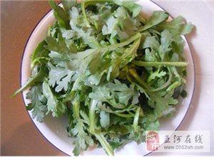 时令菜肴——纯绿色菜