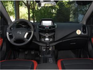 全面加速  海马S5打造SUV购车新风尚