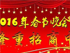 2016年龙川春节晚会招商
