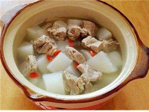 秋冬羊肉��加�}卜或豆腐去火去膻味