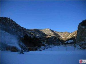 雪后那一抹蓝天