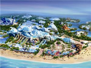 中国的新版图 世界的海花岛