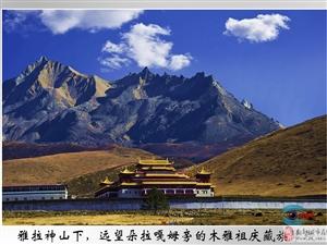 藏族�号�希望的�u�@,塔公草原上的明珠……