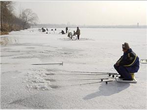 冬钓水库,想怎么钓就怎么钓!