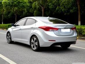 低售2013款现代朗动1.6自动尊贵型