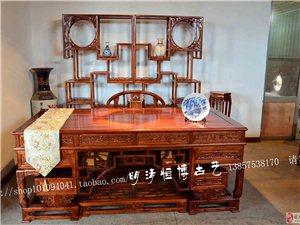仿古实木榆木中式家具,首选!