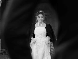 唯美黑白纪实婚纱摄影