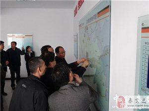 天水公路管理局检查秦安公路管理段全年工作