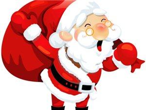 利川国际汽车城圣诞老人来我家