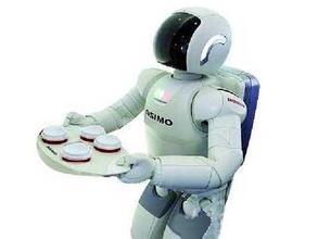 智能机器人将走进成都物业
