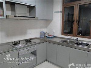 不锈钢台面。厨卫