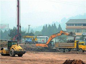 仪陇:朱德故里景区游客中心明年5月完工