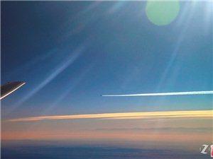 天山之上――高空��X