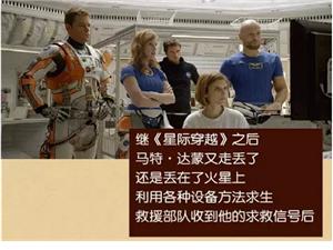 火星救援的高科技,百福也有!