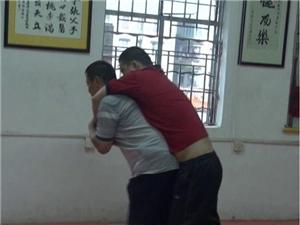 练张氏内家拳,让全瘫病人站起来