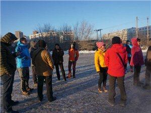 凌风户外,隆冬徒步,港原地产,参观庆典15-12-19