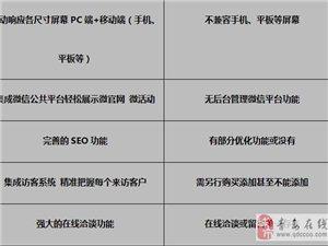 【营销型网站】易搜云系统 PC端+手机+微信三合一网站建设