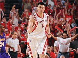 中���s耀!火箭正式提名姚明入NBA名人堂