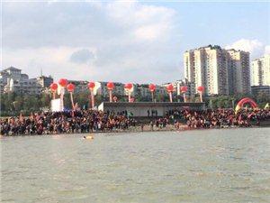 泸州市第二届长江抢渡邀请赛顺利举行
