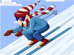 荆门在线网友聚会滑雪活动专题