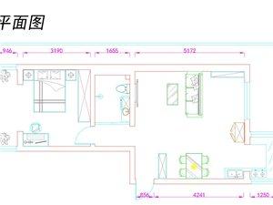 想把62�O房子设计的别出心裁,有何难?