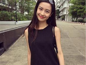 越南奶茶妹走红网络 气质清纯笑容甜美