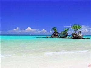 �s你一起去看世界上最美的白色沙��――-�L��u