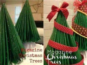 教你0元做美爆了的圣诞小物件,一起过个美美的圣诞节~